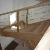 escalier-frene-et-fil-inox