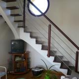 escalier-contemporain-limon-peint1